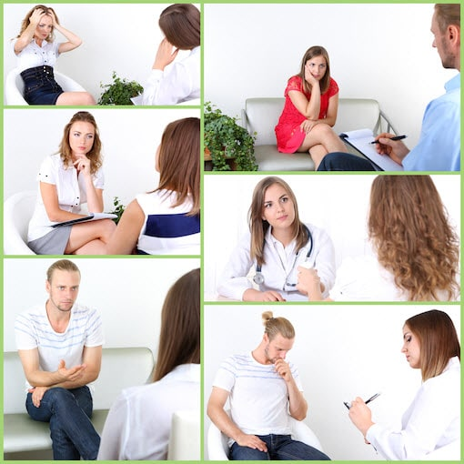 What are the different types of counseling services?