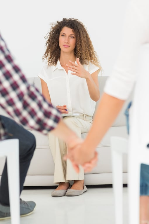 Marriage counseling and couples therapy.